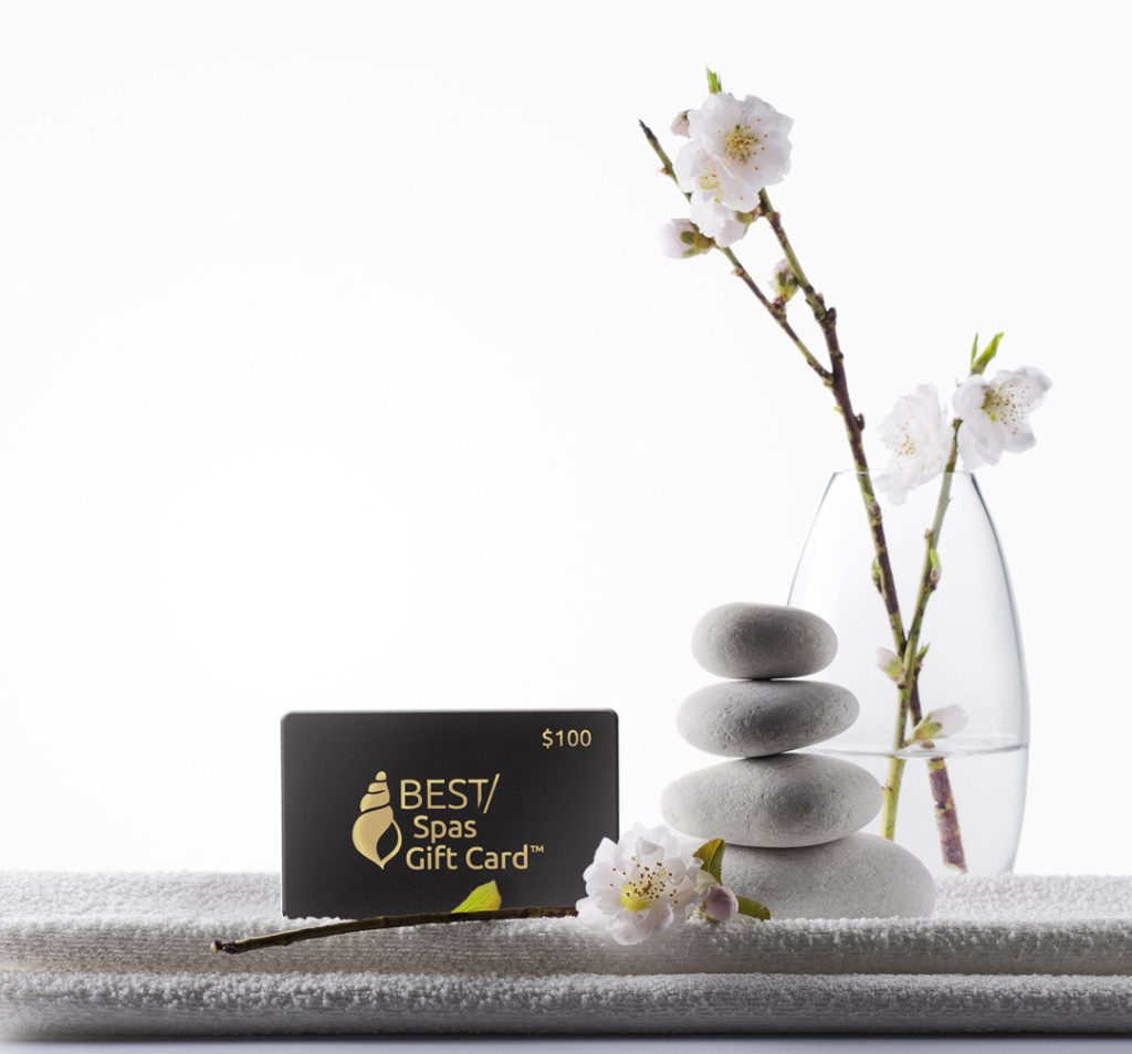 best spa gift card